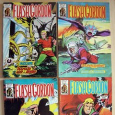 Cómics: FLASH GORDON - VOL. 2, NOS. 2,6,9,12,16,19,22 Y 42 / EDICIONES VERTICE, SERIE COMICS-ART 1980. Lote 142918126