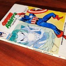 Cómics: MUY BUEN ESTADO CAPITAN AMERICA 36 VERTICE. Lote 143021844