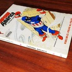 Cómics: MUY BUEN ESTADO CAPITAN AMERICA 34 VERTICE. Lote 143021870
