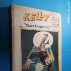 Cómics: KELLY OJO MÁGICO ESPECIAL VÉRTICE N 7. Lote 143125862