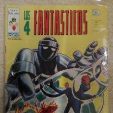 Cómics: LOS 4 FANTASTICOS NÚM. 12. Lote 143143674