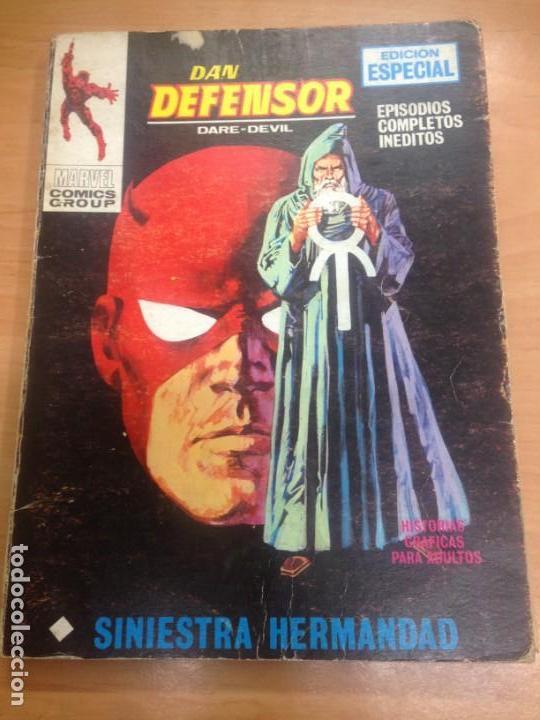 COMIC DAN DEFENSOR VOL1 EDITORIAL VERTICE Nº31 VOL1 (Tebeos y Comics - Vértice - V.1)