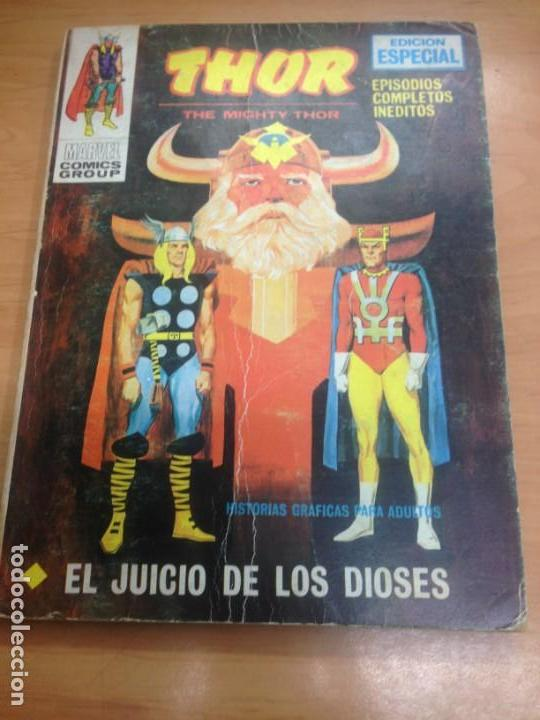 COMIC THOR VOL1 TACO EDITORIAL VERTICE Nº 16 (Tebeos y Comics - Vértice - Thor)