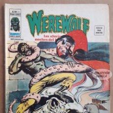 Cómics: WEREWOLF - Nº 13 - V 2 - VÉRTICE VOL 2 - JMV. Lote 143185974