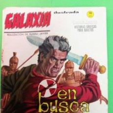 Comics: GALAXIA N°6, VÉRTICE 1965. Lote 143211422