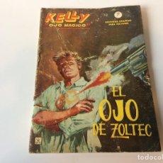 Cómics: KELLY OJO MAGICO EL OJO DE ZOLTEC N1. Lote 143249326