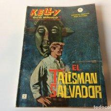 Cómics: KELLY OJO MAGICO EL TALISMAN SALVADOR N2. Lote 143249438