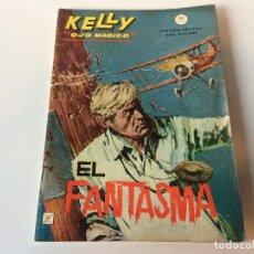 Cómics: KELLY OJO MAGICO EL FANTASMA N3. Lote 143249570