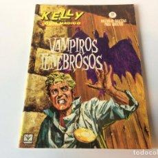 Cómics: KELLY OJO MAGICO VAMPIROS TENEBROSOS N6. Lote 143249698