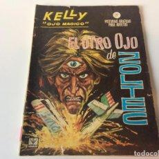 Cómics: KELLY OJO MAGICO EL OTRO OJO DE ZOLTEC N8. Lote 143250098