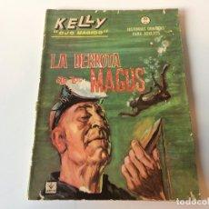 Cómics: KELLY OJO MAGICO LA DERROTA DE LOS MAGUS N12. Lote 143250666