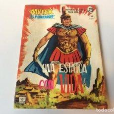 Cómics: MYTEK EL PODEROSO UNA ESTATUA CON VIDA N16. Lote 143250994