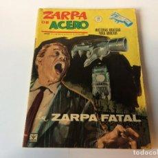 Cómics: ZARPA DE ACERO LA ZARPA FATAL N2. Lote 143251254