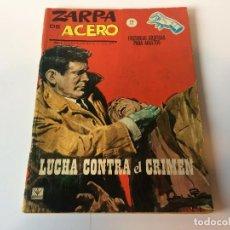 Cómics: ZARPA DE ACERO LUCHA CONTRA EL CRIMEN N3. Lote 143251426