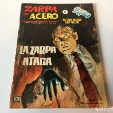 Cómics: ZARPA DE ACERO LA ZARPA ATACA N4. Lote 143251594