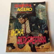 Cómics: ZARPA DE ACERO LUCHA DESESPERADA N10. Lote 143252290