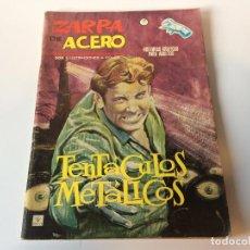 Cómics: ZARPA DE ACERO TENTACULOS METALICOS N13. Lote 143252586