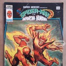 Cómics: SPIDERMAN Y LA ANTORCHA HUMANA Nº 89 - SUPER HEROES - V 2 - VÉRTICE VOL 2 - JMV. Lote 143296950