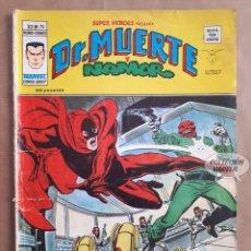 Cómics: DR. MUERTE Y NAMOR Nº 70 - SUPER HEROES - V 2 - VÉRTICE VOL 2 - JMV. Lote 143297622