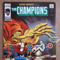 Cómics: THE CHAMPIONS Nº 85 - SUPER HEROES - V 2 - VÉRTICE VOL 2 - JMV. Lote 143298398