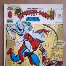 Cómics: SPIDERMAN Y EL ANGEL Nº 27 - SUPER HEROES - V 2 - VÉRTICE VOL 2 - JMV. Lote 143298594