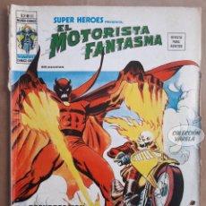 Cómics: EL MOTORISTA FANTASMA Nº 55 - SUPER HEROES - V 2 - VÉRTICE VOL 2 - JMV. Lote 143299634