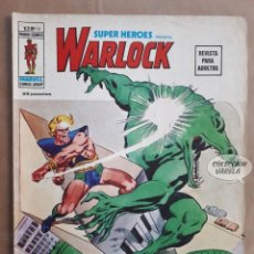 Fumetti: WARLOCK Nº 16 - SUPER HEROES - V 2 - VÉRTICE VOL 2. Lote 143301062