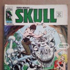 Cómics: SKULL Nº 52 - SUPER HEROES - V 2 - VÉRTICE VOL 2 - JMV. Lote 143301614