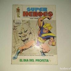 Cómics: EL DIA DEL PROFETA WARLOCK . Lote 143338122
