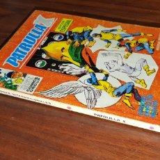 Cómics: PATRULLA X 22 VERTICE NUMERO DEL CANTO REPARADO. Lote 143352181