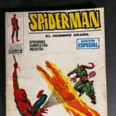 Cómics: EDICIONES INTERNACIONALES SPIDERMAN SPIDER MAN NÚMERO 8 EDICIONES VERTICE MARVEL 1ª PRIMERA EDICION. Lote 143564046