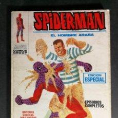 Cómics: MUY BUEN ESTADO V. VOLUMEN 1 SPIDERMAN SPIDER MAN Nº 2 VÉRTICE MARVEL 1ª PRIMERA EDICIÓN MUY DIFICIL. Lote 143564558