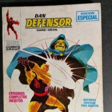 Cómics: V. VOLUMEN 1 DAN DEFENSOR DAREDEVIL Nº 15 VÉRTICE MARVEL. Lote 143566306