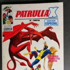 Cómics: MUY BUEN ESTADO V. VOLUMEN 1 PATRULLA X X-MEN Nº 28 VÉRTICE MARVEL 1ª PRIMERA EDICIÓN. Lote 143566930