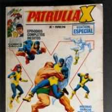 Cómics: MUY BUEN ESTADO V. VOLUMEN 1 PATRULLA X X-MEN Nº 23 VÉRTICE MARVEL 1ª PRIMERA EDICIÓN. Lote 143567550