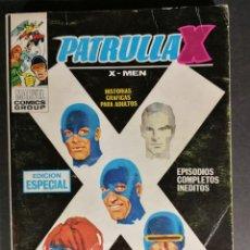 Cómics: MUY BUEN ESTADO V. VOLUMEN 1 PATRULLA X X-MEN Nº 10 VÉRTICE MARVEL. Lote 143567614