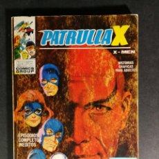 Cómics: V. VOLUMEN 1 PATRULLA X X-MEN Nº 6 VÉRTICE MARVEL 1ª PRIMERA EDICIÓN MUY DIFÍCIL. Lote 143567782
