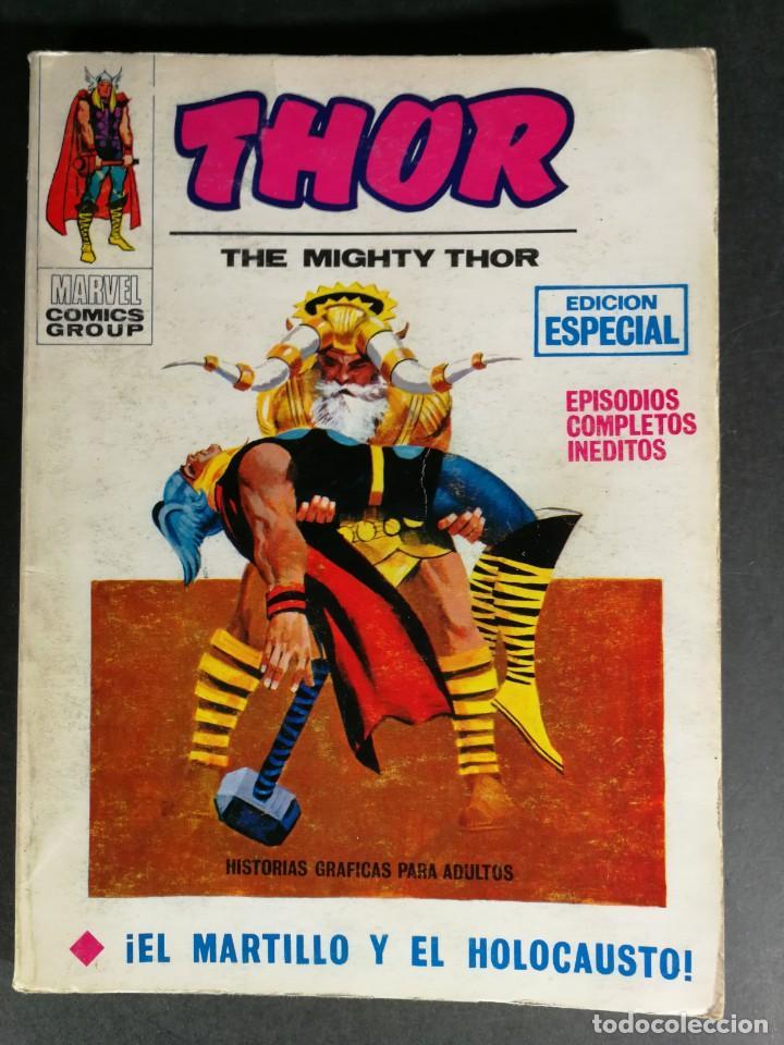 MUY BUEN ESTADO V. VOLUMEN 1 THOR Nº 2 VÉRTICE MARVEL (Tebeos y Comics - Vértice - Thor)