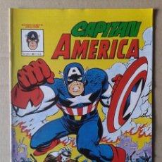 Cómics: CAPITÁN AMÉRICA N°2 (VÉRTICE / MUNDI COMICS, 1981). POR JACK KIRBY. 40 PÁGINAS EN COLOR.. Lote 143598261