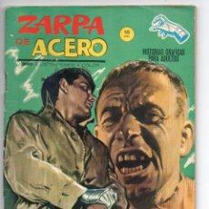 Cómics: ZARPA DE ACERO Nº 8 - LA DERROTA - VERTICE GRAPA. Lote 143623530