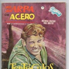 Cómics: ZARPA DE ACERO Nº 13 - TENTÁCULOS METÁLICOS - VERTICE GRAPA. Lote 143623726