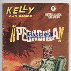 Cómics: KELLY OJO MÁGICO Nº 5 - ¡¡PESADILLA!! - VERTICE GRAPA. Lote 143624826
