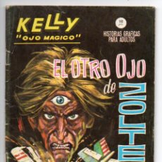 Cómics: KELLY OJO MÁGICO Nº 8 - EL OTRO OJO DE ZOLTEC - VERTICE GRAPA. Lote 143625122