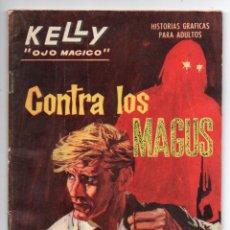 Cómics: KELLY OJO MÁGICO Nº 11 - CONTRA LOS MAGUS - VERTICE GRAPA. Lote 143625614
