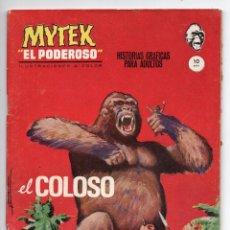 Cómics: MYTEK EL PODEROSO Nº 1 - EL COLOSO - VERTICE GRAPA. Lote 143628350