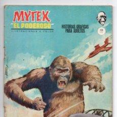 Cómics: MYTEK EL PODEROSO Nº 2 - EL FIN DEL COLOSO - VERTICE GRAPA. Lote 143628522