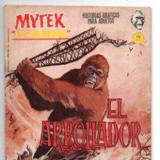 Cómics: MYTEK EL PODEROSO Nº 5 - EL ARROLLADOR - VERTICE GRAPA. Lote 143628690