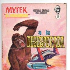 Cómics: MYTEK EL PODEROSO Nº 7 - A LA DESESPERADA - VERTICE GRAPA. Lote 143629030
