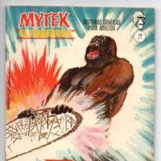 Cómics: MYTEK EL PODEROSO Nº 8 - ¡ELECTROCUTADO! - VERTICE GRAPA. Lote 143629126