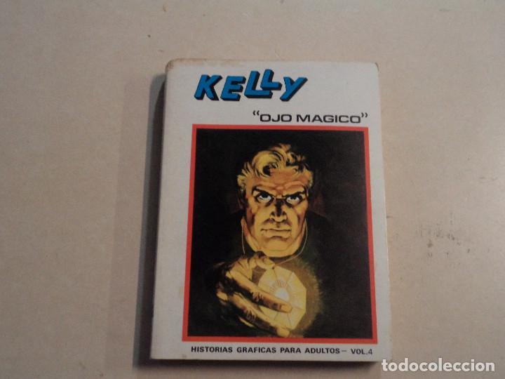 KELLY OJO MÁGICO EDICIÓN ESPECIAL Nº 4 - VERTICE TACO (Tebeos y Comics - Vértice - V.1)